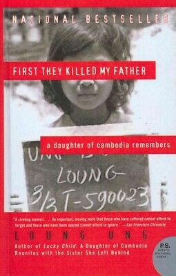 First They Killed My Father : A Daughter of Cambodia Remembers, Prebind by Un...