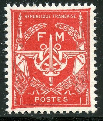 / Stamp / Timbre France De Franchise Neuf N° 12 **