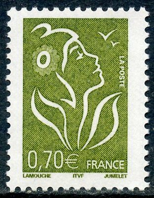 Stamp / Timbre France Neuf N° 3736 ** Marianne De Lamouche