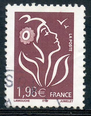 Stamp / Timbre France Oblitere N° 3759 Type Marianne De Lamouche