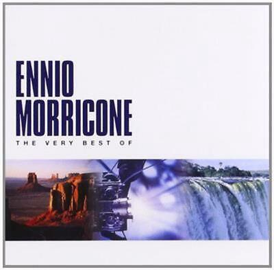 Very Best of Ennio Morricone - Ennio Morricone Compact Disc Free Shipping!