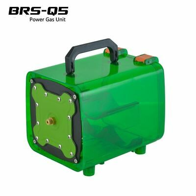 BRS-Q5 Polycarbonate Picnic Camping Power Gas Tank Bin for Camping Stove