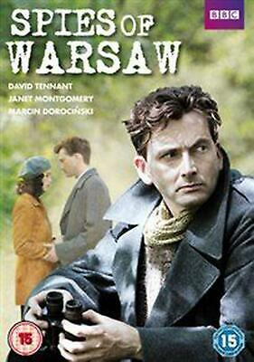Spies of Warsaw - DVD Region 2 Free Shipping!