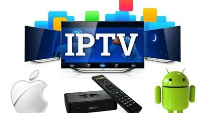 IPTV FULLHD-HD-SD - TOP 1-3-6-12 Mesi
