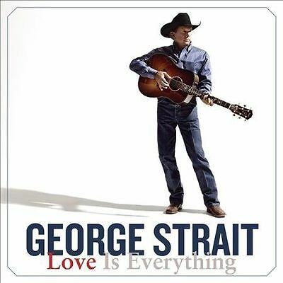 George Strait - Love Is Everything New Cd