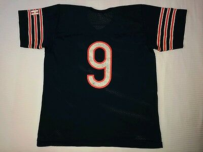 Nfl jersey Chicago Bears 1985, No. 9 JIM MCMAHON