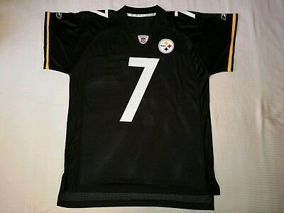 Nfl jersey Pittsburgh Steelers 2005, No. 7 BEN ROETHLISBERGER