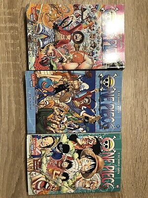 One Piece Band 60-62