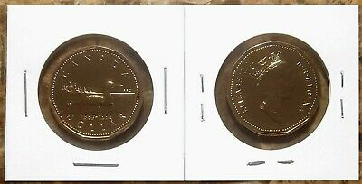 Canada 1992 Gem UNC Proof Like Loonie!!