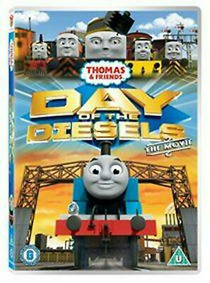 Thomas & Friends: Day of the Diesels - The Movie - DVD Region 2 Free Shipping!