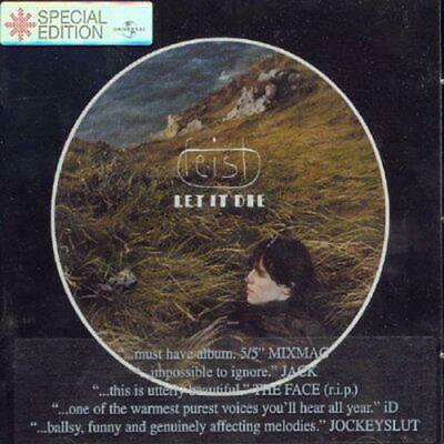 Let It Die - Feist Compact Disc Free Shipping!