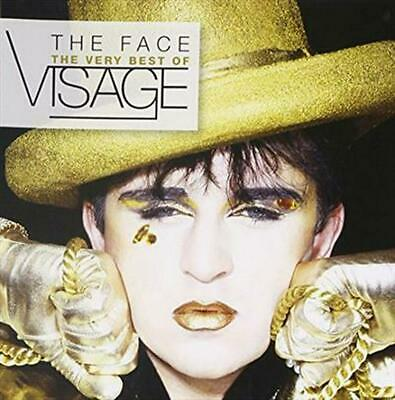 Face:best of Visage - Visage Compact Disc Free Shipping!