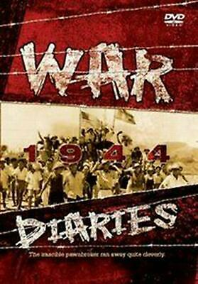 War Diaries: 1944 - DVD Region 2 Free Shipping!