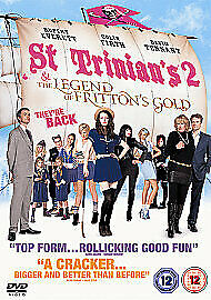 ST TRINIAN'S 2: Legend of Fritton's Gold NEW PAL DVD