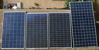 TRINA SOLAR 340 WATTS 72 CELL MONO - 10 panels / BEST ON THE