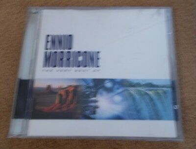 CD - Ennio Morricone - The Very Best of  - VGC