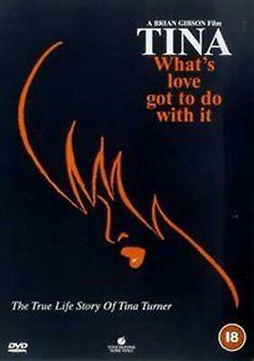 What's Love Got to Do With It - DVD Region 2 Free Shipping!