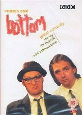 Bottom: The Complete Bottom - Series 1 - DVD Region 2 Free Shipping!