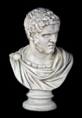 "Roman Emperor Caracalla bust 26"" Museum Sculpture Replica Reproduction"