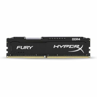 New Kingston HyperX FURY  8GB DDR4 2400MHz CL15 1.2v 19200 Intel Desktop Memory