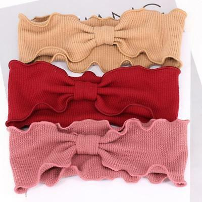 Womens Turban Twist Knot Head Wrap Headband Twisted Knotted Hair Band Ladies LC