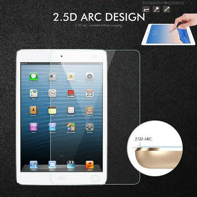 For 9.7'' Apple iPad Pro Air /Air 2 Scratch-proof Tempered Glass Screen Protect