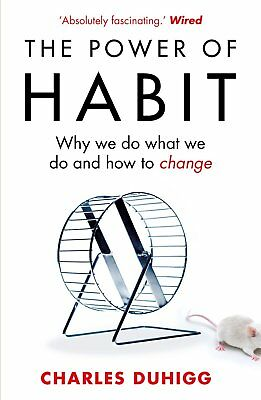 The Power of Habit: Why We Do What We Do, and How to Change Paperback Book