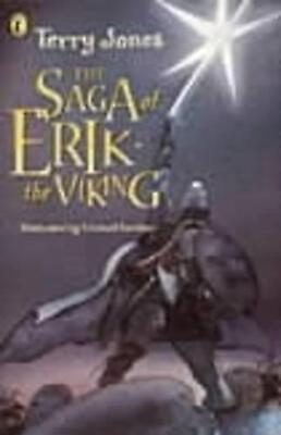 The Saga of Erik the Viking by Terry Jones Paperback Book Free Shipping!