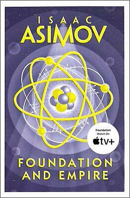 Foundation and Empire by Isaac Asimov Paperback Book Free Shipping!