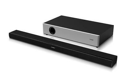 Sharp HT-SBW160 360W 2.1 ultra-slim soundbar with wireless subwoofer Bluetooth &