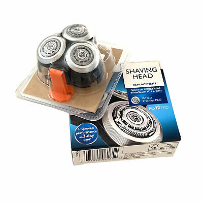 Genuine Shaver Razor Replacement Blades Cutters Head For Philips RQ12 SH90 S9000