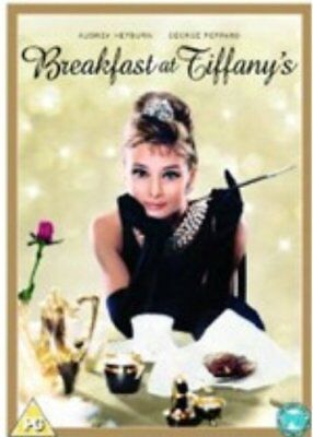 Breakfast at Tiffanys - Sealed NEW DVD - Audrey Hepburn