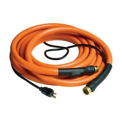 Allied H25 0.62 in. x 25 ft. Miller Manufacturing L PVC Heated Hose