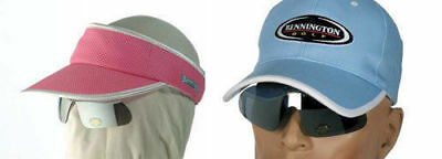 Bennington Cap Visor with Sunglasses Sonnenbrille