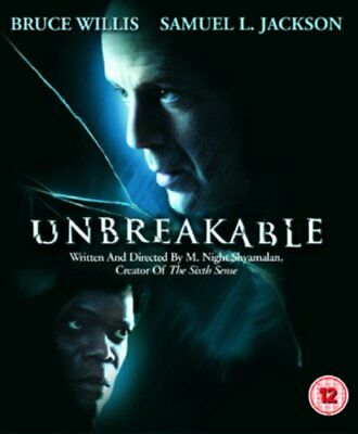 Unbreakable - Sealed NEW Blu-ray - Bruce Willis