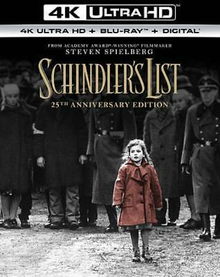 Schindler's List Used - Very Good Dvd