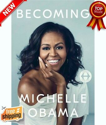 Becoming By Michelle Obama 2018 ( EB00K ) New