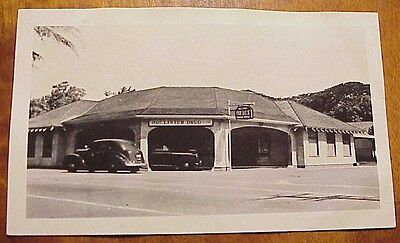 1940's Hollister Drug Co Lono & Main Kahului Maui WWII Era TH Hawaii