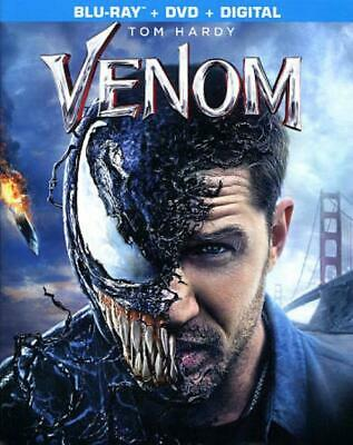 Venom New Blu-Ray/dvd
