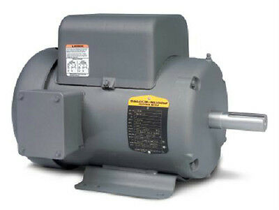 L3507  3/4 Hp, 1725 Rpm New Baldor Electric Motor