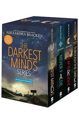 The Darkest Minds Series Boxed Set: 4 Book Paperback Boxed Set by Alexandra Brac