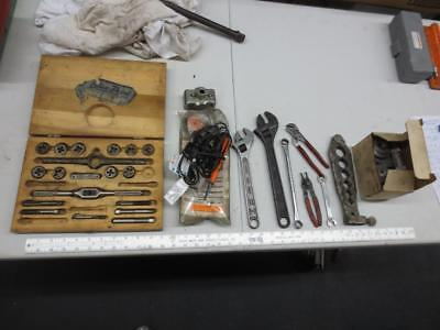 Assorted Lot of BLUE POINT Mechanic's Tools: Spindle & Axle Thread Chaser, etc