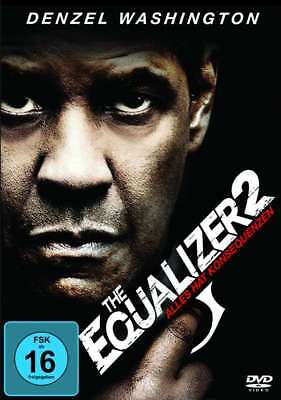 NEU DVD - The Equalizer 2 #G59918533