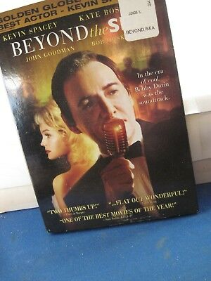 Beyond the Sea     dvd   Kevin Spacey