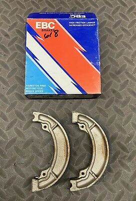 NOS EBC Brake Shoes 618 Kawasaki Suzuki