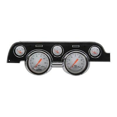 Classic Instruments White Hot Series Gauge Cluster 1967-1968 Mustang