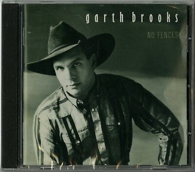 Garth Brooks : Cd - No Fences - Neu