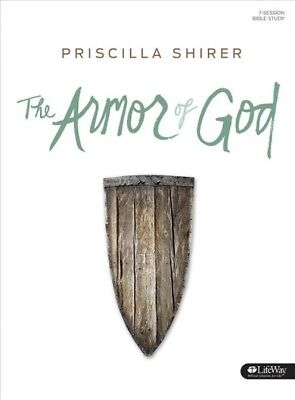 Armor of God, Paperback by Shirer, Priscilla, ISBN-13 9781430040279 Free ship...