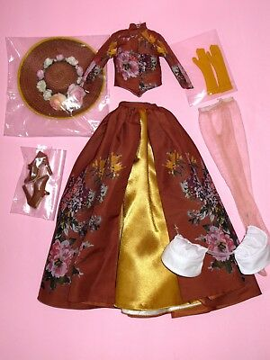 """Tonner - Outlander Garden Encounter Claire 16"""" RTB-101 Fashion Doll OUTFIT New"""
