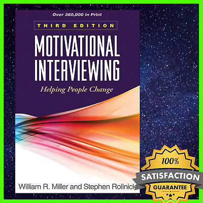 🔥 Motivational Interviewing, Third Edition: Helping People Change {PDF}🔥 ✅ N1